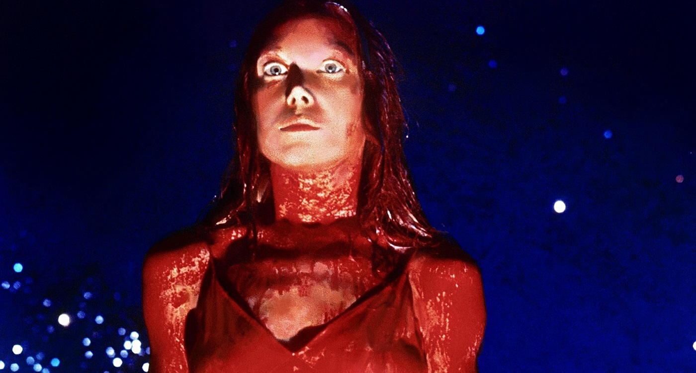 We are showing Carrie on Thursday evening at No6