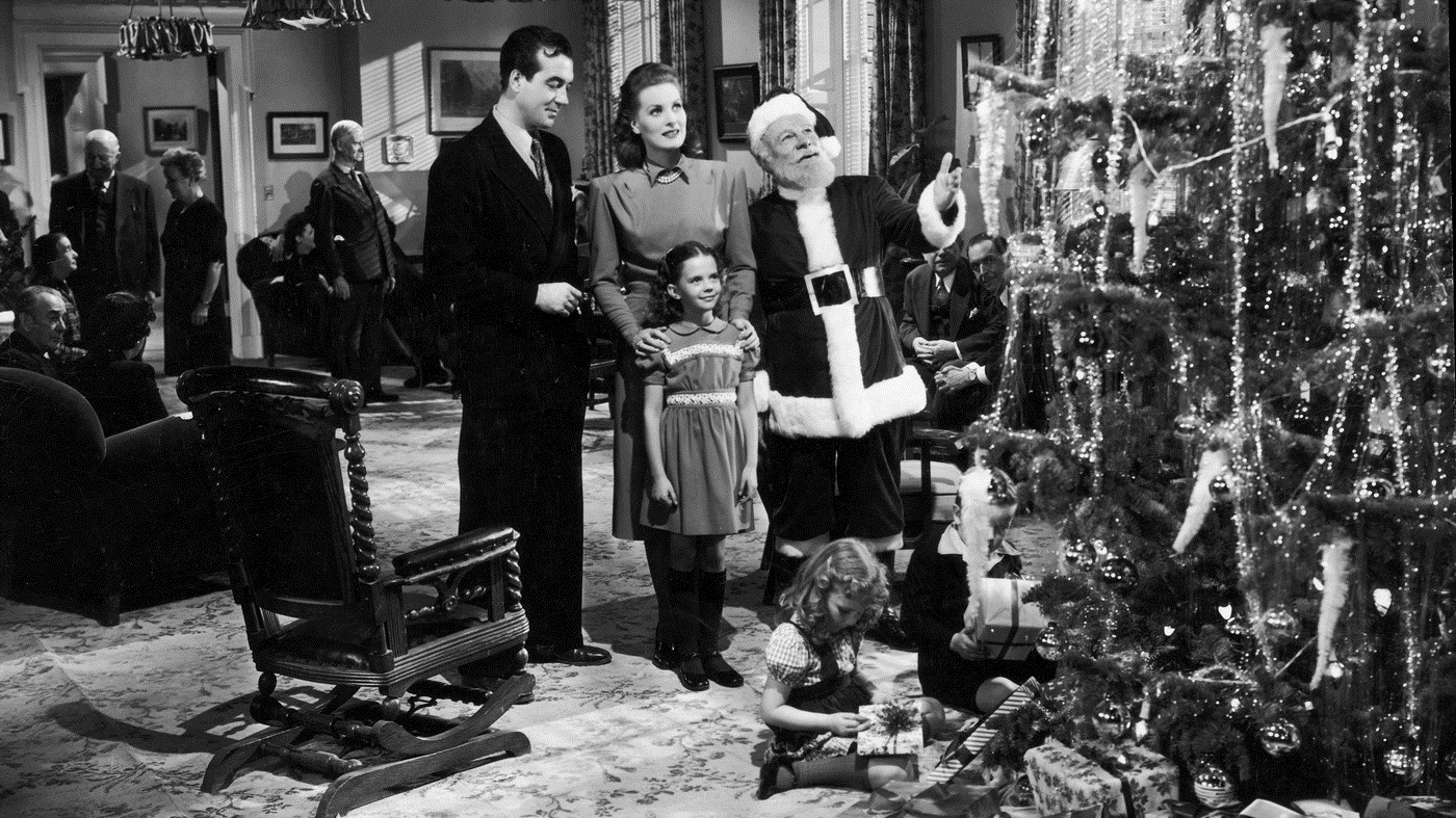 Christmas is a time for giving, and what better gift to give than the gift of film?