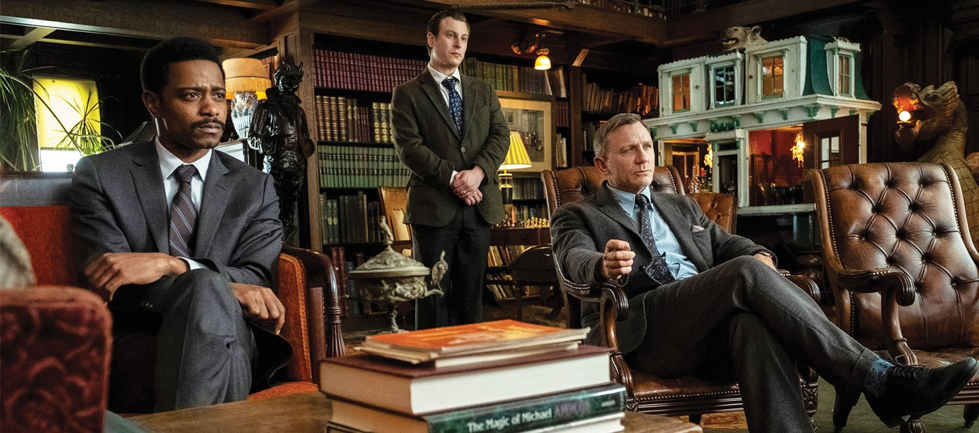 Knives Out is tipped to be a winner in the 2020 awards season, and showing at No6 on Saturday